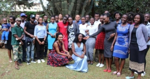 Youth from Kenya