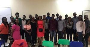 Youth from Rwanda