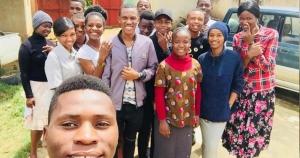 Youth from Tanzania