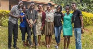Youth from Uganda